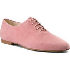 Półbuty VAGABOND - Eliza 4518-040-58 Rose Pink. Czerwone półbuty damskie Vagabond, ze skóry. W wyprzedaży za 299.00 zł.