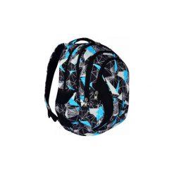Plecak młodzieżowy St.Right Net Blue. Niebieskia torby i plecaki dziecięce St-Majewski, z materiału. Za 126.00 zł.