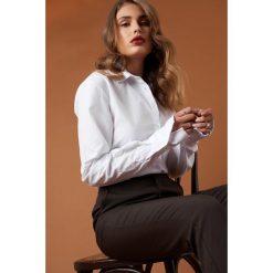 NA-KD Classic Koszula z szerokimi mankietami - White. Białe koszule damskie NA-KD Classic. Za 161.95 zł.