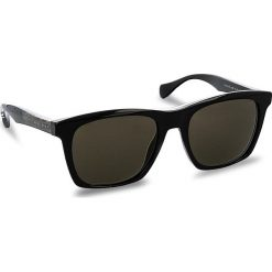 Okulary przeciwsłoneczne BOSS - 0911/S Blck/Cryblck 1YS. Czarne okulary przeciwsłoneczne damskie Boss, z tworzywa sztucznego. W wyprzedaży za 679.00 zł.