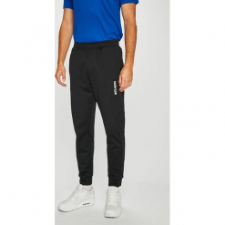 Calvin Klein Performance - Spodnie. Szare spodnie sportowe męskie Calvin Klein Performance, z bawełny. Za 399.90 zł.