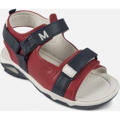 Mayoral - Sandały dziecięce. Buty sportowe chłopięce marki bonprix. Za 174.90 zł.