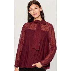 Koszula z tkaniny plumeti - Bordowy. Koszule damskie marki SOLOGNAC. W wyprzedaży za 49.99 zł.