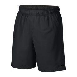 Oakley Ace Volley 18 Blackout Xl. Czarne krótkie spodenki sportowe męskie Oakley. W wyprzedaży za 129.00 zł.