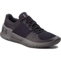 Buty UNDER ARMOUR - Ua Ultimate Speed Nm 3020751-004 Blk. Czarne buty sportowe męskie Under Armour, z materiału. W wyprzedaży za 299.00 zł.