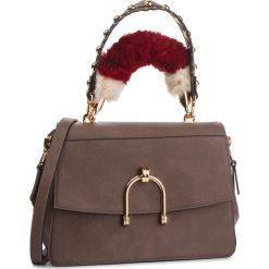 Torebka LIU JO - M Top Handle Cordusi N68116 E0037 Ginger 81306. Brązowe torebki do ręki damskie Liu Jo, ze skóry ekologicznej. Za 689.00 zł.