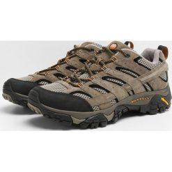 Merrell MOAB 2 VENT Obuwie hikingowe pecan. Trekkingi męskie Merrell, z materiału, outdoorowe. Za 459.00 zł.