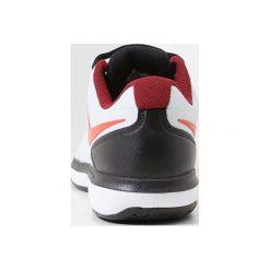 Nike Performance AIR ZOOM PRESTIGE HC Obuwie multicourt pure platinum/habanero red/black. Trekkingi męskie Nike Performance, z materiału, outdoorowe. Za 419.00 zł.
