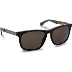 Okulary przeciwsłoneczne BOSS - 0245/S Brązowy Kolorowy. Brązowe okulary przeciwsłoneczne damskie Boss, z tworzywa sztucznego. W wyprzedaży za 459.00 zł.