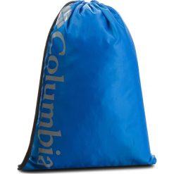 Plecak COLUMBIA - Drawstring Bag 1585781438 Super Blue 438. Niebieskie plecaki damskie Columbia, z materiału, sportowe. Za 49.99 zł.