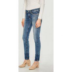 Liu Jo - Jeansy Fabulous. Niebieskie jeansy damskie Liu Jo. Za 649.90 zł.