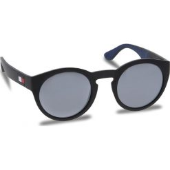 Okulary przeciwsłoneczne TOMMY HILFIGER - 1555/S Nero Blu D51. Okulary przeciwsłoneczne damskie marki QUECHUA. W wyprzedaży za 339.00 zł.