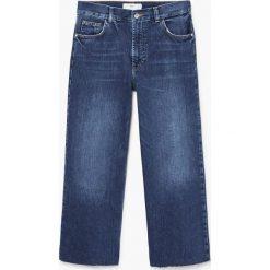 Mango - Jeansy Minimal. Niebieskie jeansy damskie Mango. Za 199.90 zł.