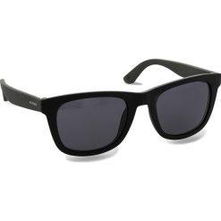 Okulary przeciwsłoneczne TOMMY HILFIGER - 1313/S Crybkgrypttr LVF. Czarne okulary przeciwsłoneczne damskie Tommy Hilfiger, z tworzywa sztucznego. W wyprzedaży za 419.00 zł.