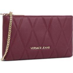 Torebka VERSACE JEANS - E3VSBPL2 70712 331. Czerwone torebki do ręki damskie Versace Jeans, z jeansu. Za 369.00 zł.
