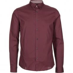 Koszula - Slim fit - w kolorze bordowym. Czerwone koszule męskie Ben Sherman, z włoskim kołnierzykiem. W wyprzedaży za 130.95 zł.