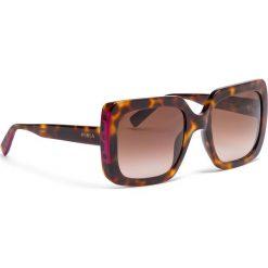 Okulary przeciwsłoneczne FURLA - Mira 995250 D 239F RE0 Havana 003. Okulary przeciwsłoneczne damskie marki QUECHUA. Za 805.00 zł.