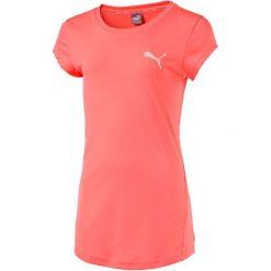 Puma Koszulka Active Dry Ess Tee G Nrgy Peach 116. Pomarańczowe t-shirty i topy dla dziewczynek Puma, z materiału. W wyprzedaży za 44.00 zł.