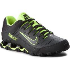 Buty NIKE - Reax 8 Tr 616272 036 Anthracite/Black/Volt. Szare buty sportowe męskie Nike, z materiału. W wyprzedaży za 269.00 zł.