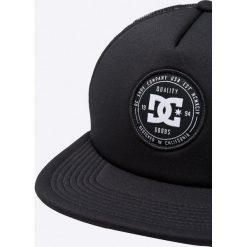 DC - Czapka. Czarne czapki i kapelusze męskie DC. W wyprzedaży za 79.90 zł.