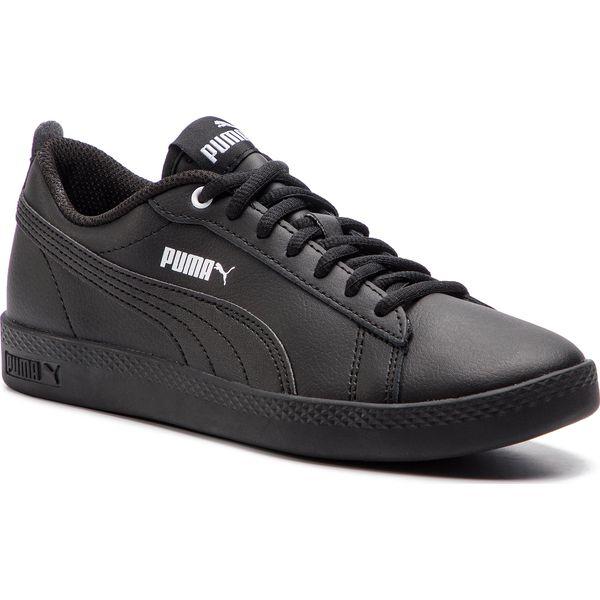 Sneakersy PUMA Smash Wns v2 L 365208 03 Puma BlackPuma Black
