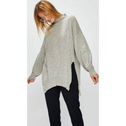 Pinko - Sweter. Szare swetry damskie Pinko, z dzianiny. Za 899.90 zł.