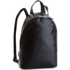 Plecak CALVIN KLEIN - City To Beach Backpack K60K604298 910. Czarne plecaki damskie Calvin Klein, z materiału, klasyczne. Za 549.00 zł.