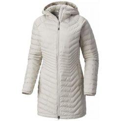 Columbia Płaszcz Damski Powder Lite Mid Jacket Light Cloud S. Szare płaszcze damskie Columbia, eleganckie. Za 599.00 zł.