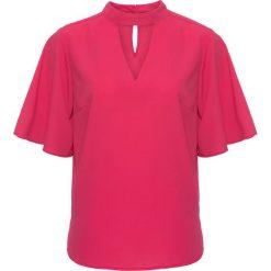 Tunika bonprix różowy hibiskus. Tuniki damskie marki bonprix. Za 54.99 zł.