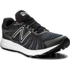 Buty NEW BALANCE - WRUSHBK3 Czarny. Czarne obuwie sportowe damskie New Balance, z materiału. W wyprzedaży za 299.00 zł.