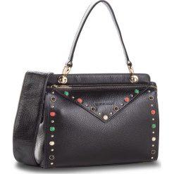 Torebka WITTCHEN - 86-4E-351-1 Czarny. Czarne torebki do ręki damskie Wittchen, ze skóry. W wyprzedaży za 449.00 zł.