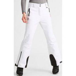 Killtec NATYA Spodnie narciarskie weiß. Spodnie snowboardowe damskie KILLTEC, z elastanu, sportowe. W wyprzedaży za 383.20 zł.