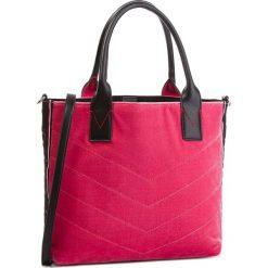 Torebka PINKO - Catria Shopping M. Al 18-19 1H20HM Y4PG Pink P28. Czerwone torebki do ręki damskie Pinko, z materiału. W wyprzedaży za 479.00 zł.