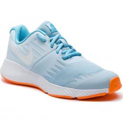 Buty NIKE - Star Runner (GS) 907257 404 Cobalt Tint/White Blue Chill. Niebieskie obuwie sportowe damskie Nike, z materiału. W wyprzedaży za 149.00 zł.