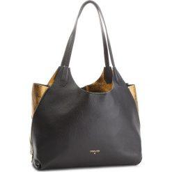 Torebka PATRIZIA PEPE - 2V7329/A3FH-I2YC Dark Gold/Nero. Czarne torebki do ręki damskie Patrizia Pepe, ze skóry. W wyprzedaży za 1,069.00 zł.