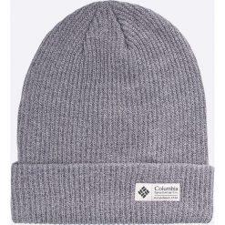 Columbia - Czapka. Szare czapki i kapelusze męskie Columbia. Za 99.90 zł.
