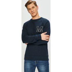 Mustang - Bluza. Czarne bluzy męskie Mustang, z bawełny. Za 229.90 zł.