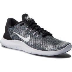 Buty NIKE - Flex 2018 Rn AA7397 001 Black/White. Białe buty sportowe męskie Nike, z materiału. W wyprzedaży za 249.00 zł.