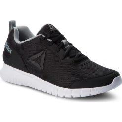 Buty Reebok - Ad Swiftway Run CN5701 Black/White/Flint Grey. Czarne buty sportowe męskie Reebok, z materiału. W wyprzedaży za 159.00 zł.