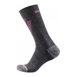 Devold Skarpetki Trekkingowe Hiking Medium Sock Dark Grey S. Szare skarpety damskie Devold, z materiału. W wyprzedaży za 85.00 zł.