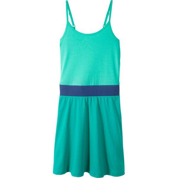 afc29ad6a0 Sukienka shirtowa bonprix zielony morski - kobaltowo-szmaragdowy ...