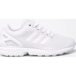Adidas Originals - Buty ZX Flux. Szare obuwie sportowe damskie adidas Originals. W wyprzedaży za 349.90 zł.