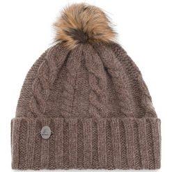 Czapka NEW BALANCE - 500343 036. Brązowe czapki i kapelusze damskie New Balance, z bawełny. W wyprzedaży za 129.00 zł.
