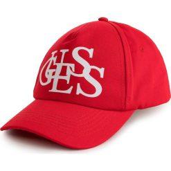 Czapka z daszkiem GUESS - AW8044 COT01 RED. Czerwone czapki i kapelusze męskie Guess. Za 189.00 zł.