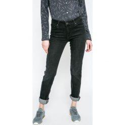 Levi's - Jeansy. Brązowe jeansy damskie Levi's. W wyprzedaży za 279.90 zł.