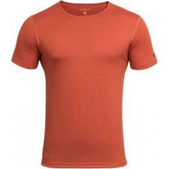 Devold Breeze Męski T-Shirt Ceglany L. Różowe t-shirty męskie Devold, z materiału. Za 289.00 zł.