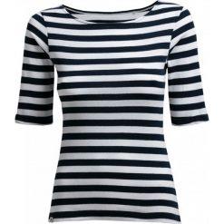 T-shirt damski TSDL600 - czarny - Outhorn. Czarne t-shirty damskie Outhorn, z materiału. W wyprzedaży za 29.99 zł.