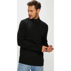 Only & Sons - Sweter. Czarne swetry przez głowę męskie Only & Sons, z bawełny. Za 119.90 zł.
