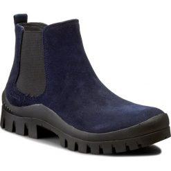 Sztyblety CALVIN KLEIN JEANS - Hugo S0408 Midnight. Niebieskie botki męskie Calvin Klein Jeans, z jeansu. W wyprzedaży za 359.00 zł.