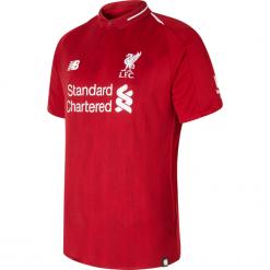 Koszulka Liverpool LFC Home Kit - MT830000RDP. Czerwone koszulki sportowe męskie New Balance, na jesień, z materiału. Za 299.99 zł.